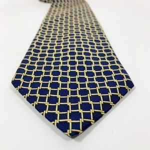 Brooks Brothers Silk Tie Made In England